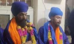 Singhu border killing: 4 Nihangs surrender before police