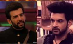 Salman Khan, Karan Kundrra, Jay Bhanushali