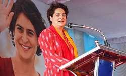 Priyanka Gandhi to visit Lucknow today