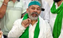 Rakesh Tikait demands dismissal, arrest of Union Minister