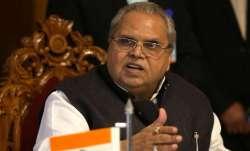 Meghalaya Governor Satya Pal Malik