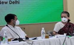 Sonia Gandhi, Congress President SONAI GANDHI, CWC meeting, congress owrking committee meeting today