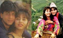 30 years of Shah Rukh Khan & Gauri: Relive their love story
