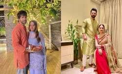 Varun Dhawan-Natasha Dalal to Rahul Vaidya-Disha Parmar, how stars celebrated their first Karwa Chau