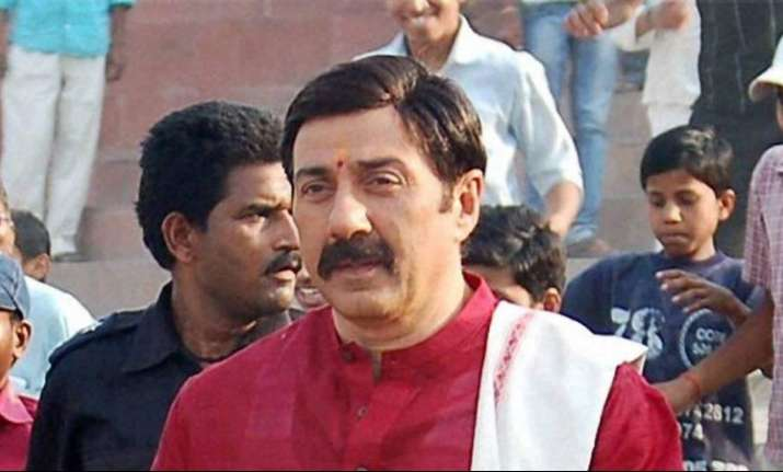 Sunny Deol is contesting from Punjab's Gurdaspur