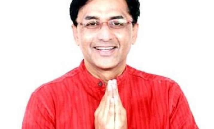 Jharkhand Pradesh Congress president Ajoy Kumar
