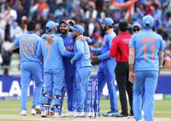 2019 World Cup: Rohit Sharma stars again as India end Bangladesh's campaign to book semis spot