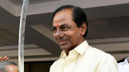 Telangana CM KCR again expands cabinet, inducts son, nephew