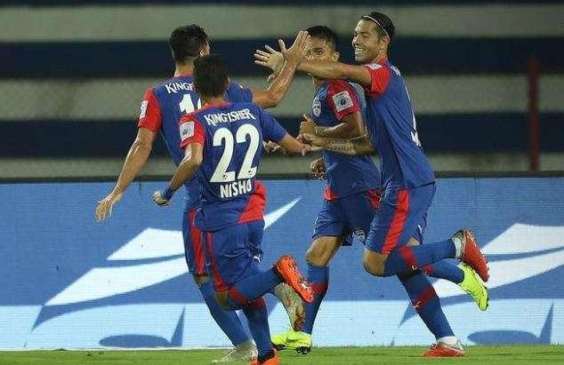 Indian Super League 2018, ISL, Bengaluru FC