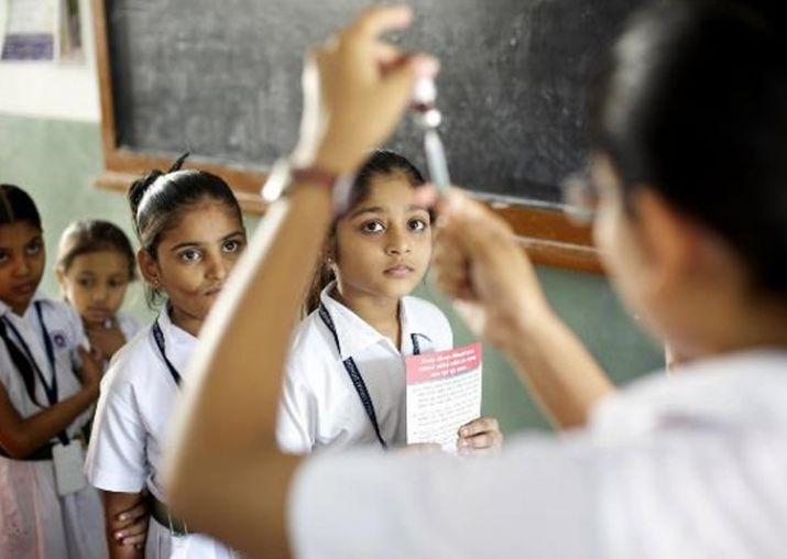 Delhi govt planning measles-rubella vaccination campaign in schools