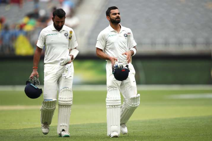 India vs Australia Test Series