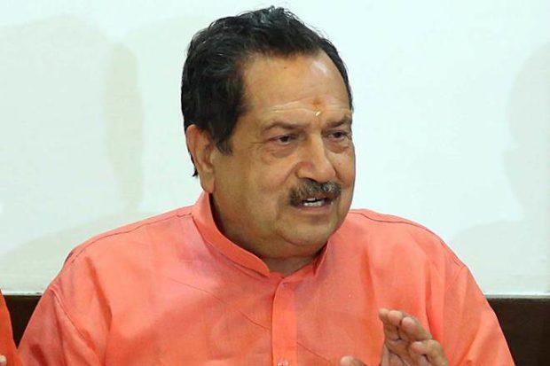 RSS leader Indresh Kumar, Lok Sabha elections 2019