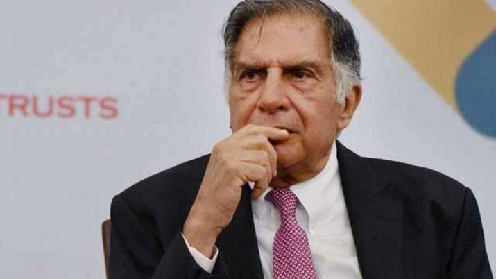 Ratan Tata hails IAF for strikes against terror camps in Pakistan