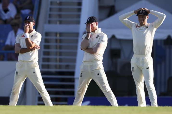 West Indies vs England 2nd Test