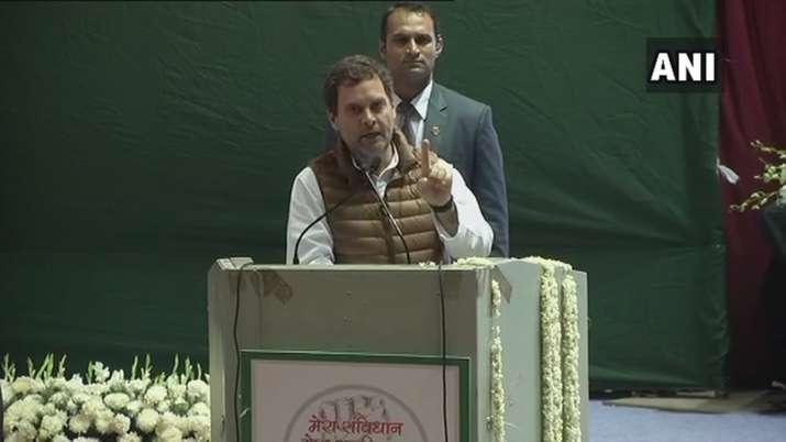 Rahul Gandhi, Lok Sabha elections 2019