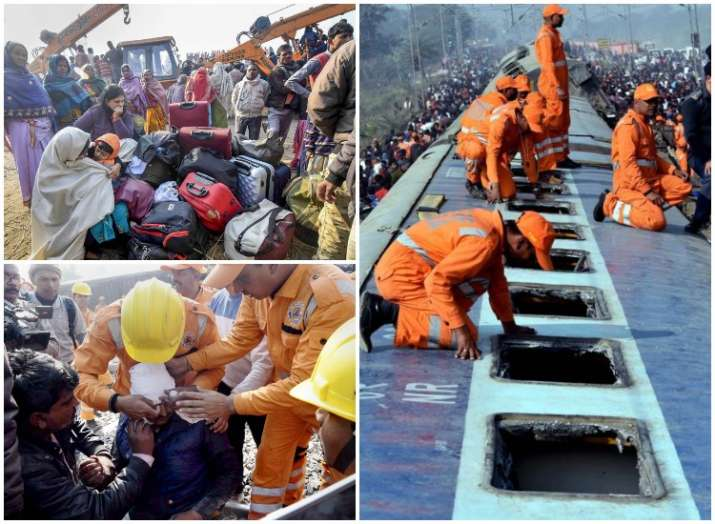 Seemanchal Express accident kills 6 people