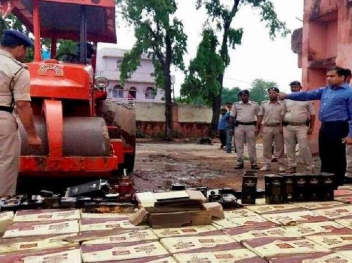 Odisha hooch tragedy