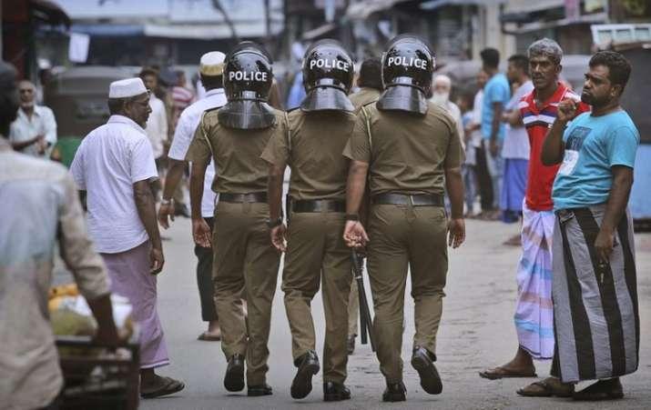 Sri Lanka serial blasts