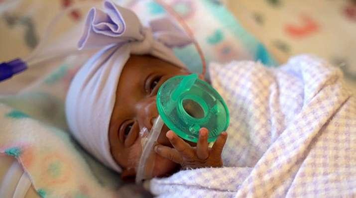 Tiniest newborn