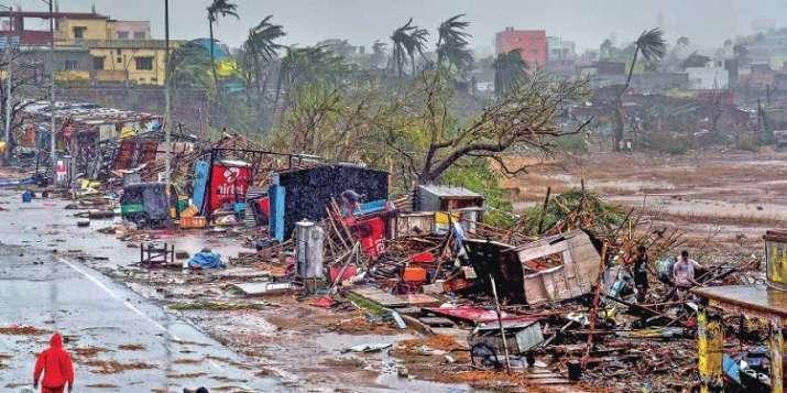 Cyclone Fani death toll