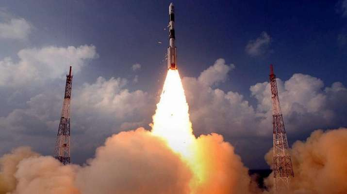 PSLV-C46 launch