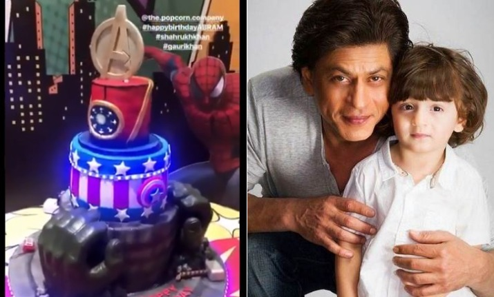 abram khan birthday party