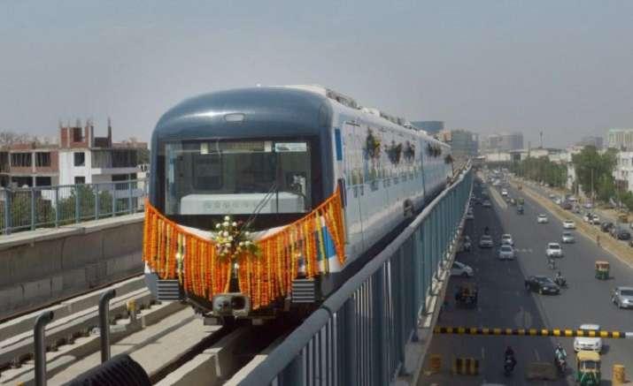 Gurugram Metro