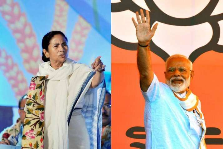 Lok Sabha elections 2019 will always be remembered for the fierce war between Banerjee and PM Modi