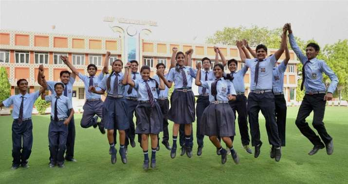 Rajasthan class 10 boards result 2012