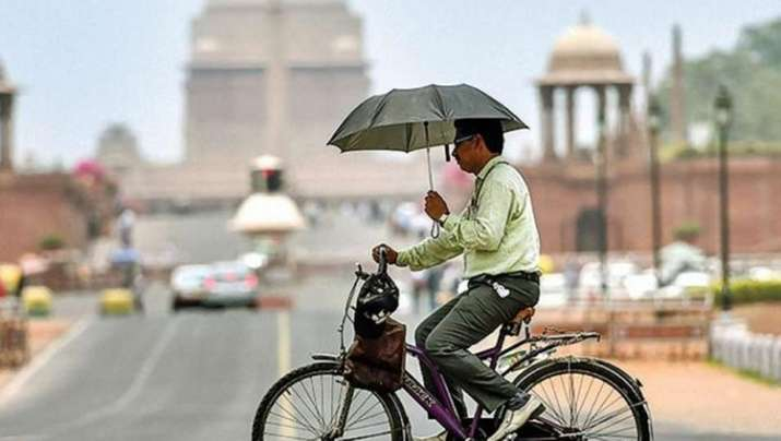 Delhi heatwave