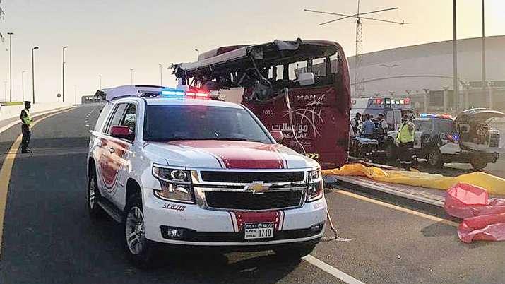 Dubai bus accident survivor: Blood, body parts were