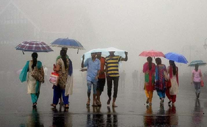 Monsoons in India