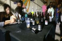 Rave party busted in south Delhi
