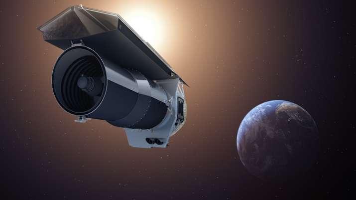 NASA's Spitzer Space Telescope