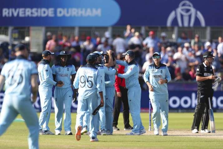 2019 World Cup England vs New Zealand