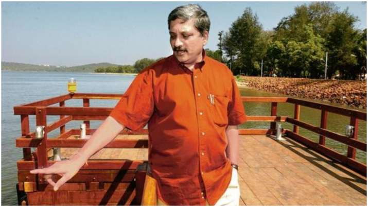 iffi Short Film Section Film on Former Goa CM Late Manohar Parrikar Former Goa Chief Minister late M